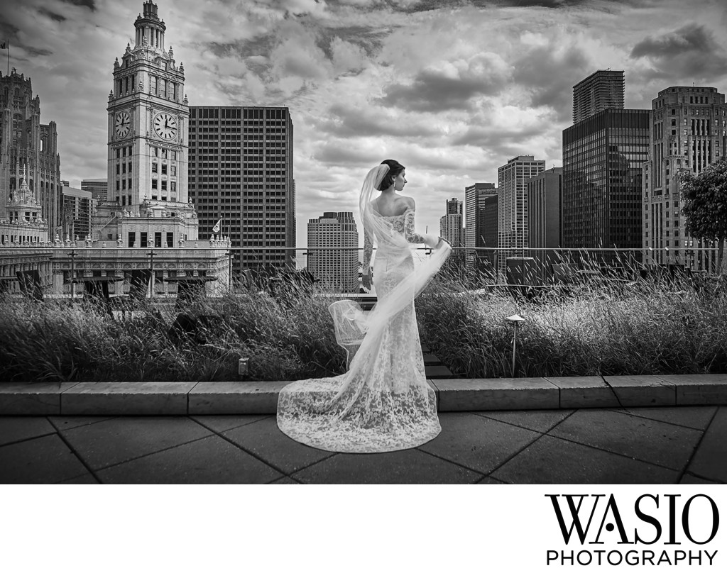 Trump International Hotel and Tower Wedding