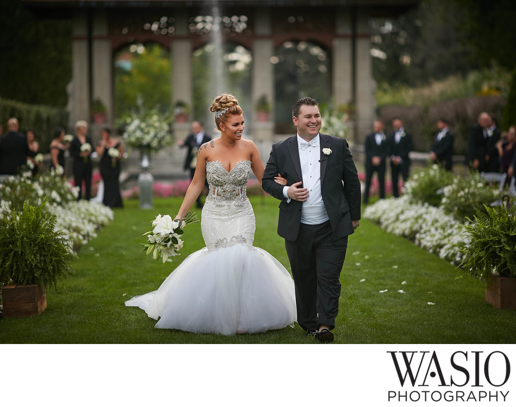 Wedding at the Armour House, Lake Forest Academy
