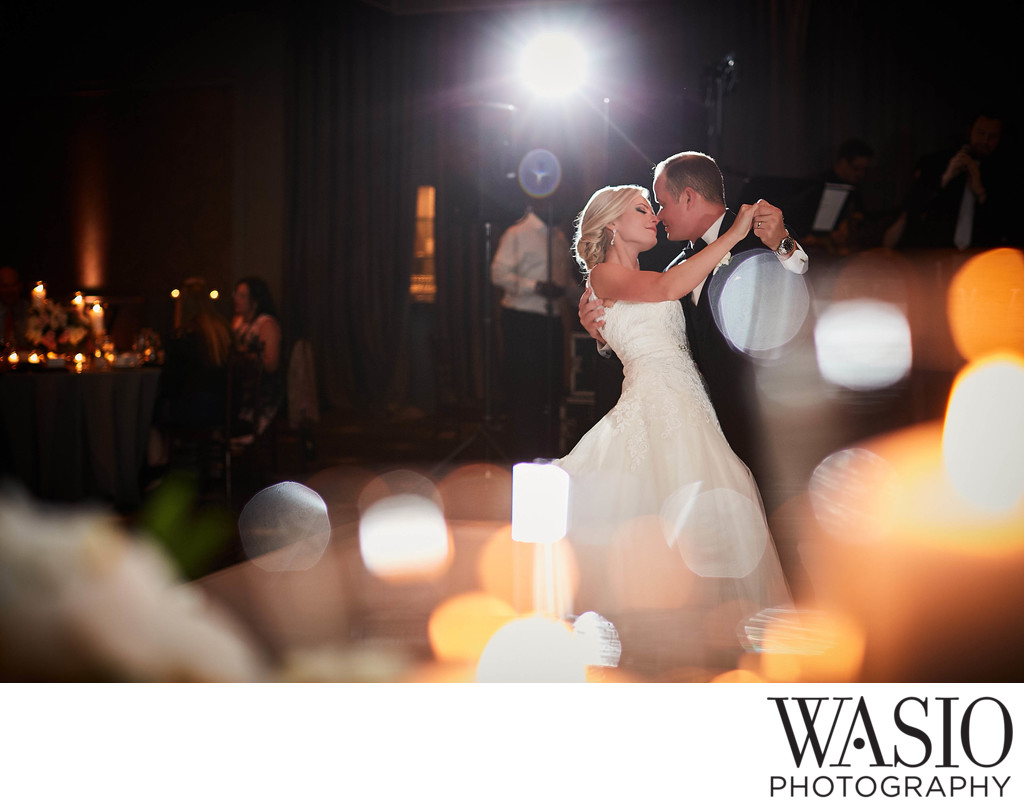 First dance at the Estate in Rosemont