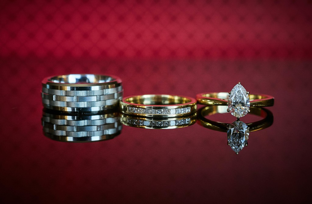 Wedding bling photos