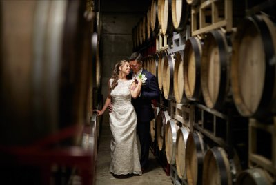 Acquaviva Winery Wedding