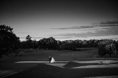 Chicago country club wedding
