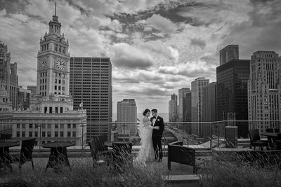 Trump Tower Wedding photographer