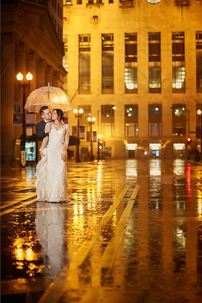 Lasalle Street Wedding photos
