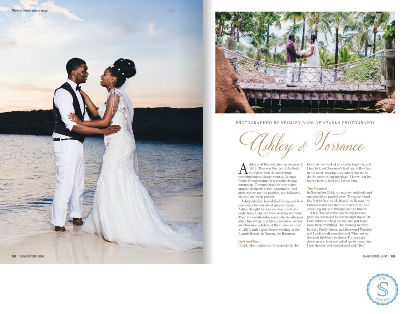 Published Black Bride Mag-2015