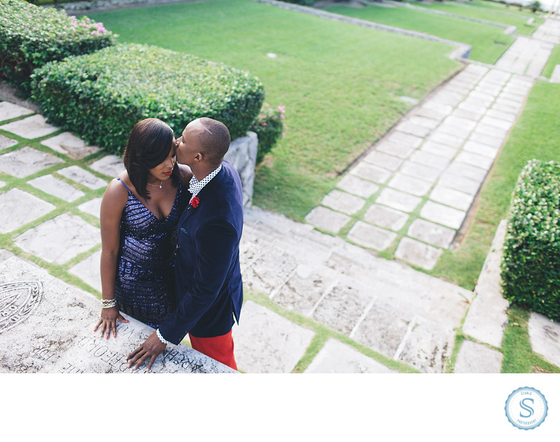 The Cloisters Engagement Photos