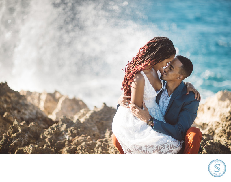Jamaica Engagement Photography