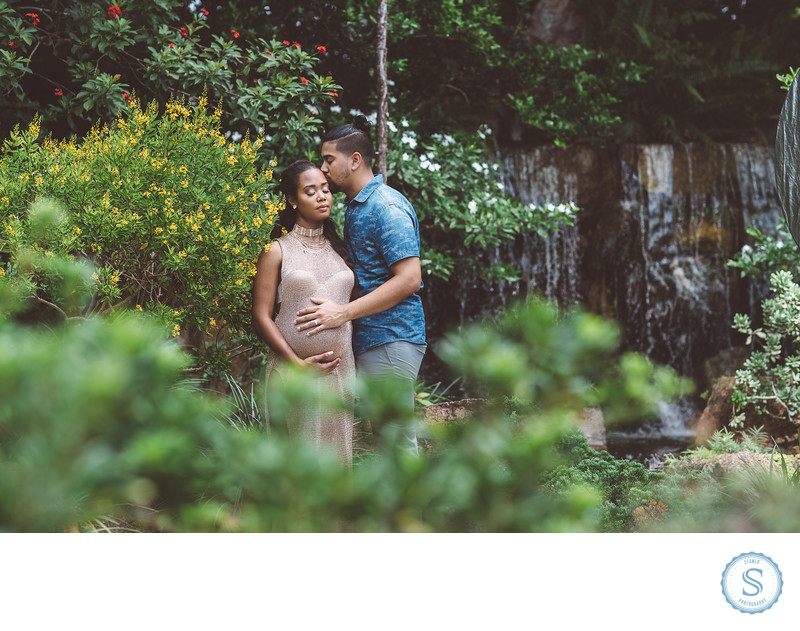 Morikami Maternity Photos
