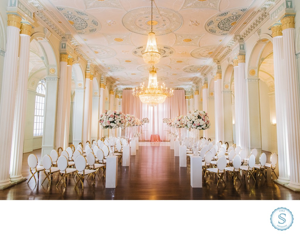 Biltmore Ballrooms Atl Wedding