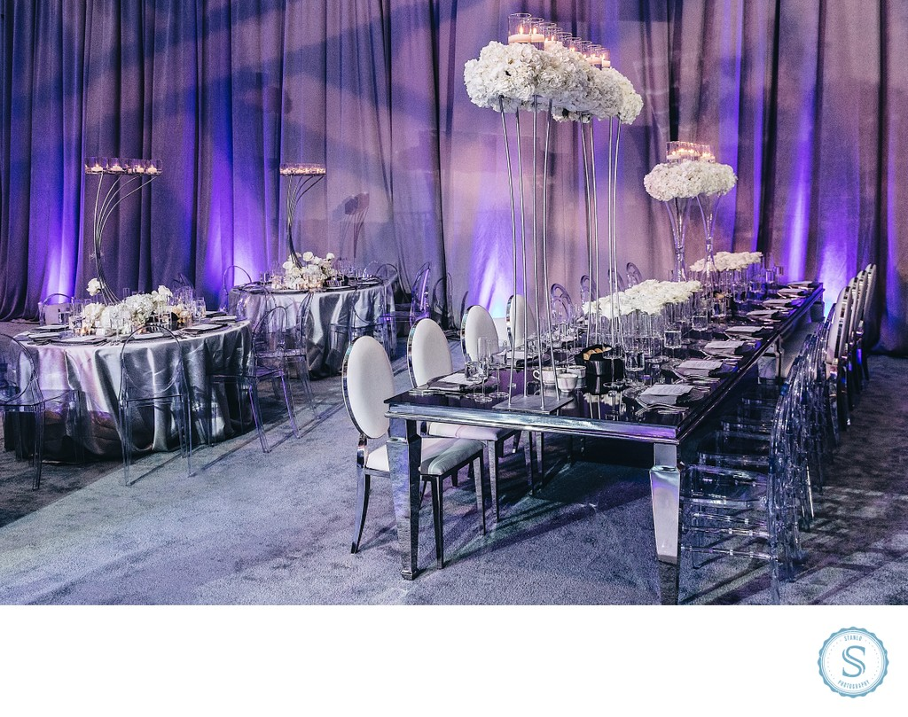 NC Luxury Wedding Decor