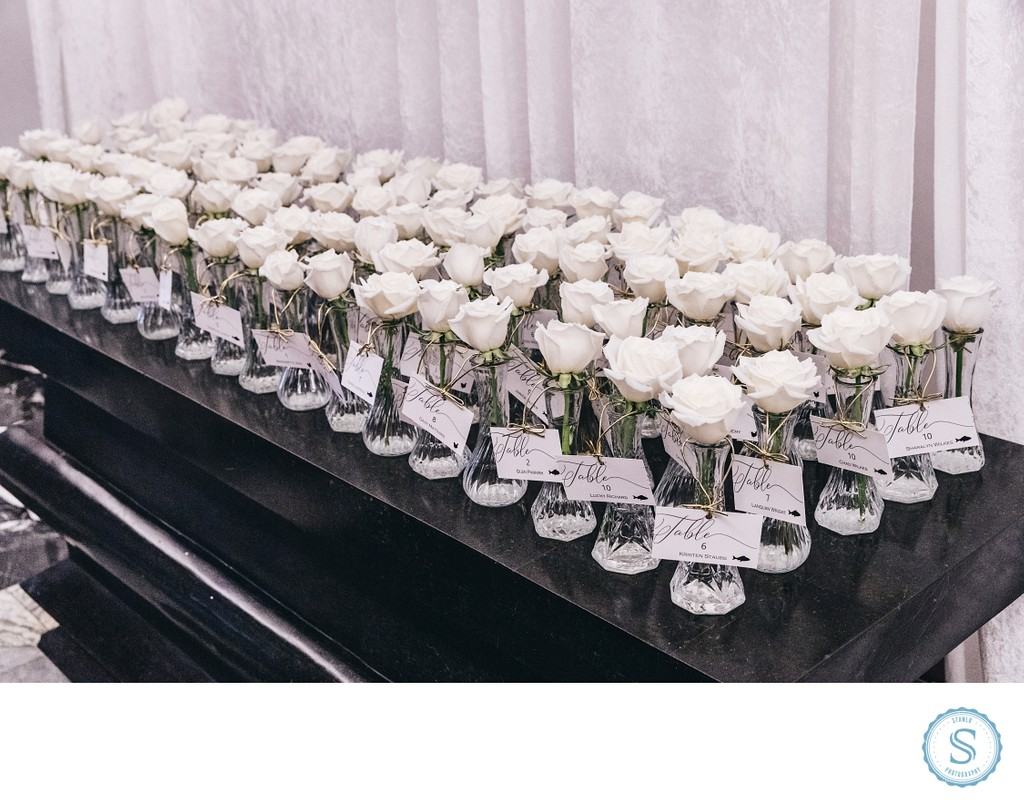 White Roses Ceremony