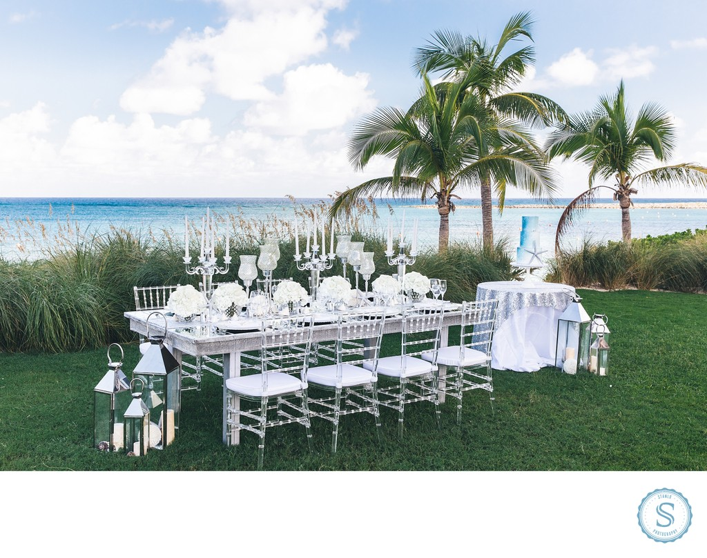 Atlantis Ocean Edge Wedding