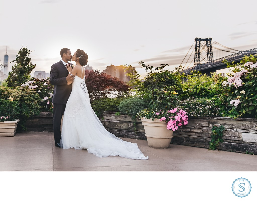 Brooklyn Skyline Wedding