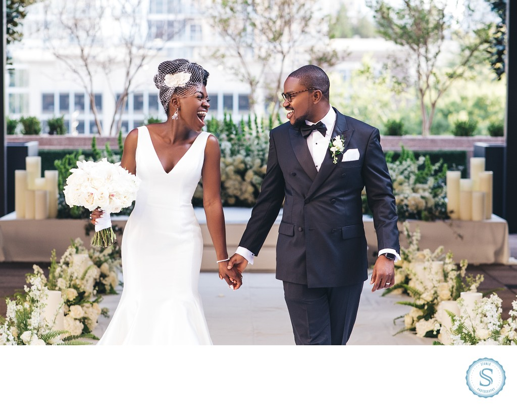 Four Season ATL Wedding