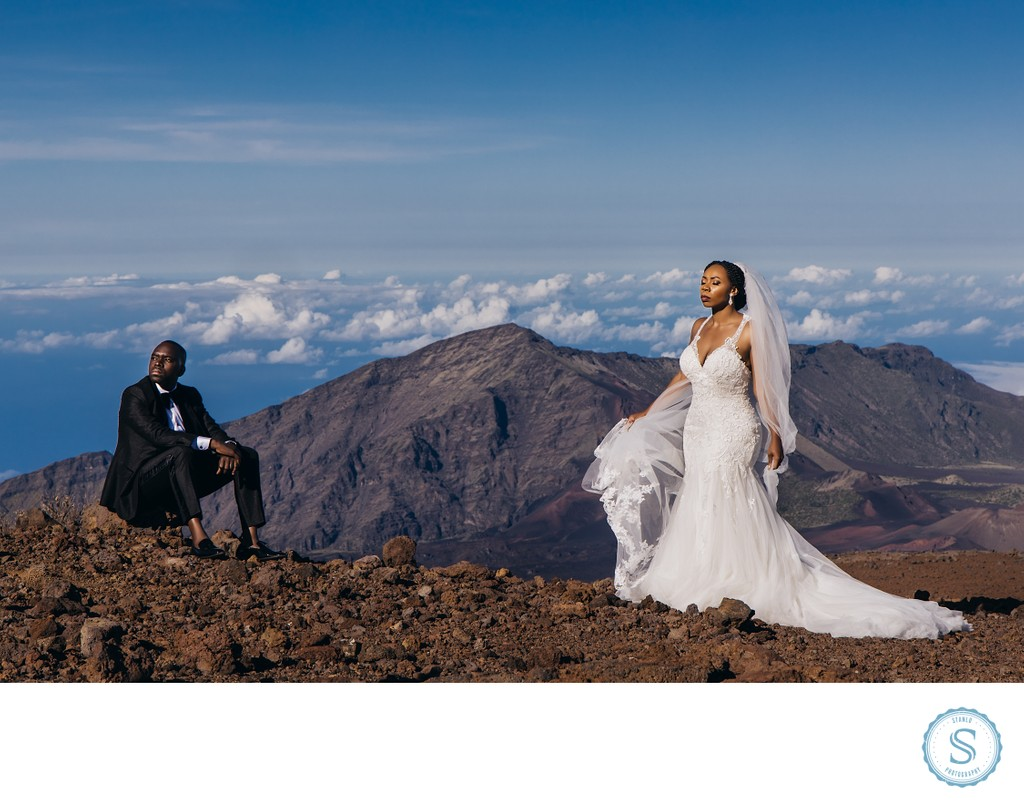 Haleakala Wedding Photographer