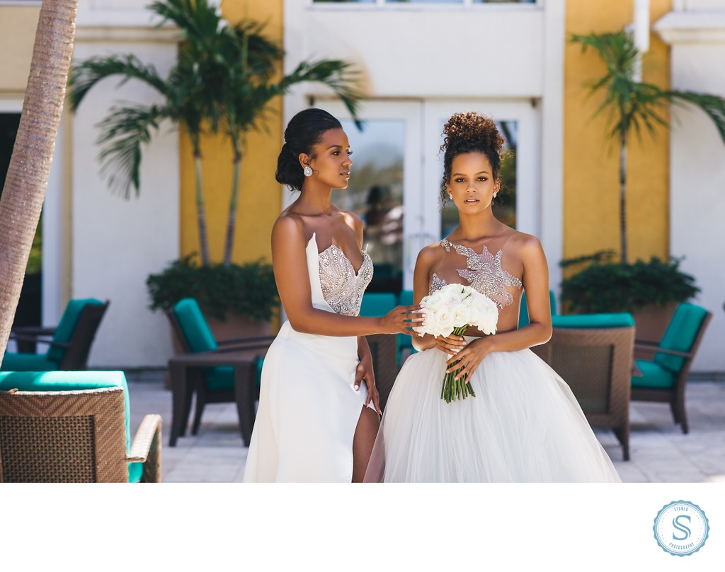 Hilton Bahamas Wedding