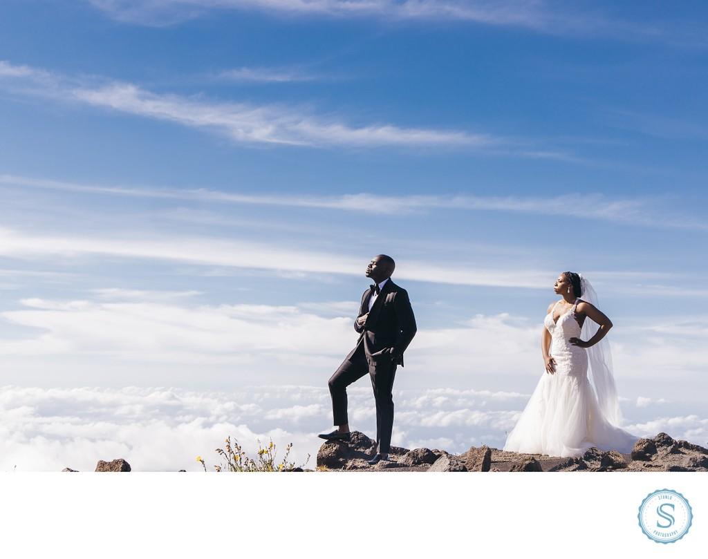 Maui Haleakala Wedding