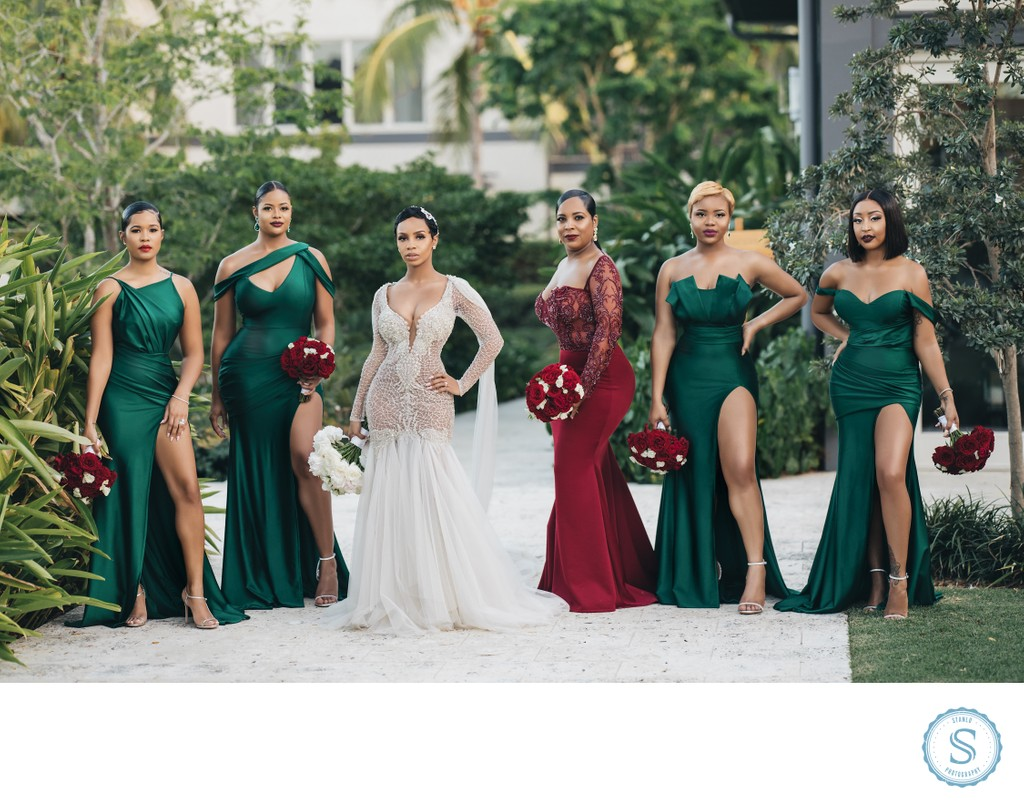 Phylicia Ellis Bridesmaid Dress
