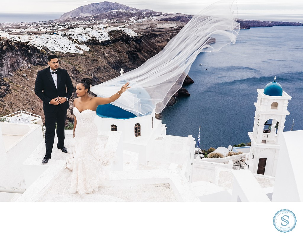 Santorini Best Wedding Photographer