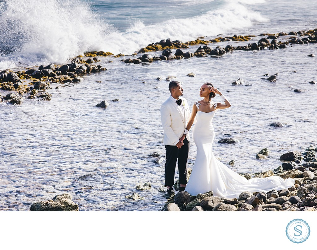 St Lucia Wedding Photos