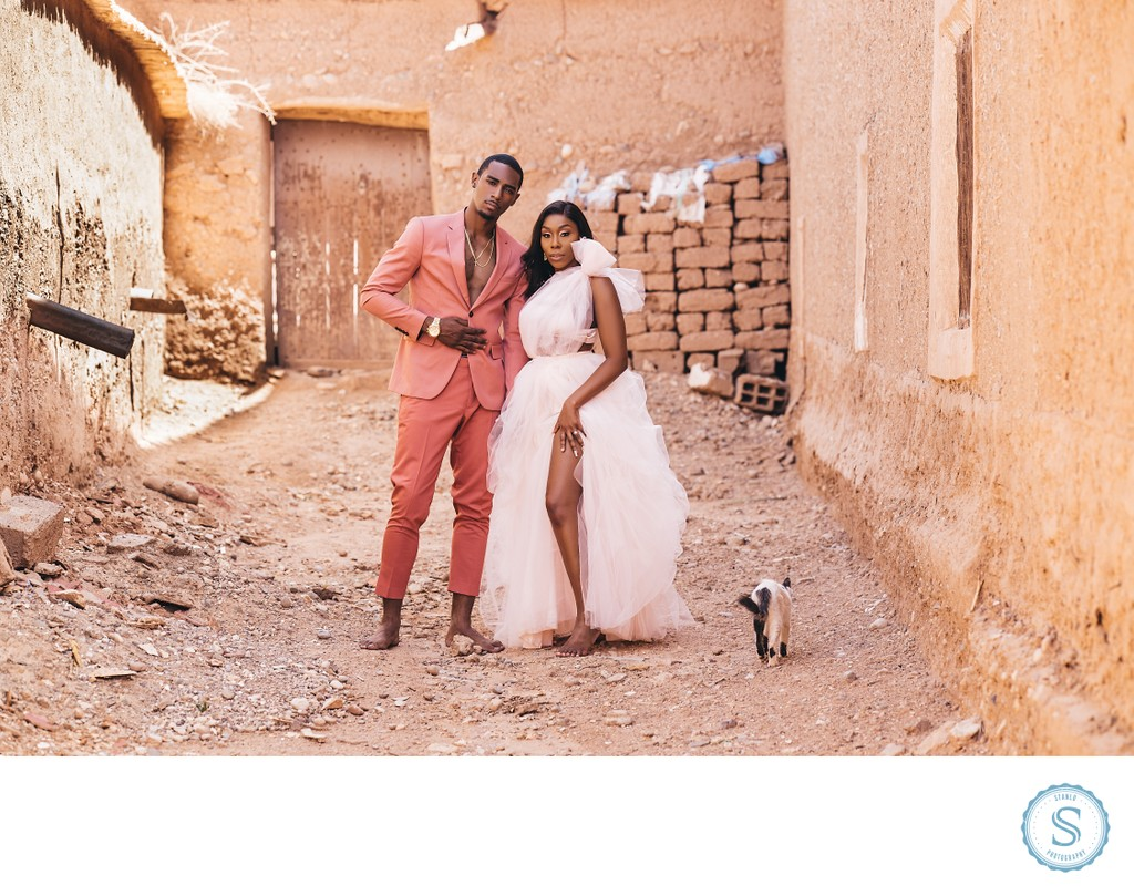 Morocco Engagement Photographer