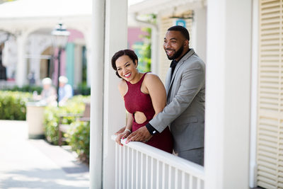Engagement photos Marina Village Bahamas