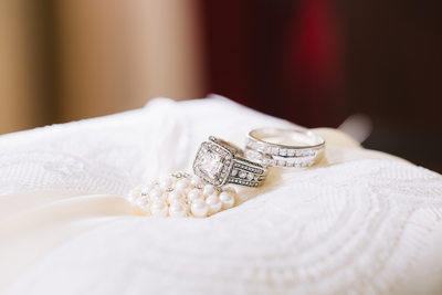 Bahamas Wedding Ring Details