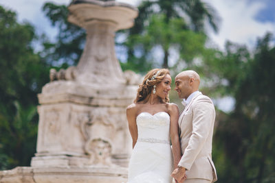 Vizcaya Museum Wedding Photographers