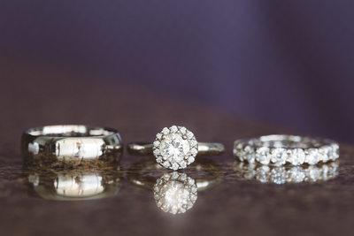 Bahamas Wedding Rings