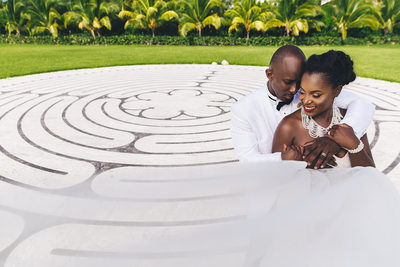 Old Fort Bay Bahamas Wedding Photos