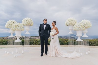 Amanzoe Greece Wedding