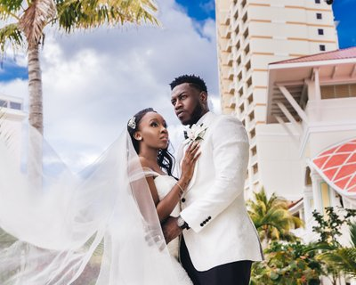 Bahamas Bahamar Wedding