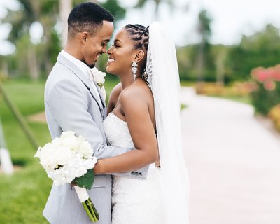 Bahamas Wedding Photos