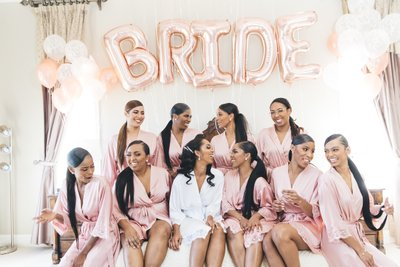 Bella Colina Wedding Bridesmaids