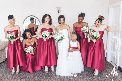 Brooklyn Bridal Party