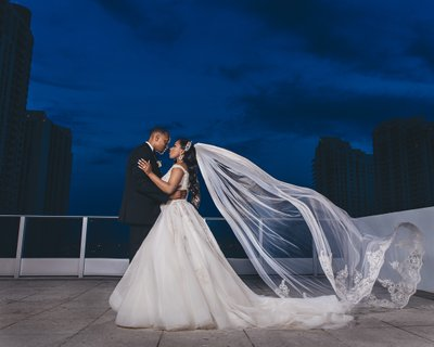 Epic Hotel Wedding