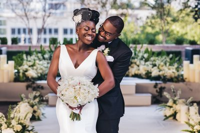 Four Seasons Atlanta Wedding