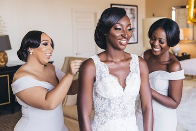 Ghana Bride Wedding