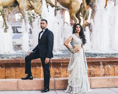 Indian Bahamas Wedding