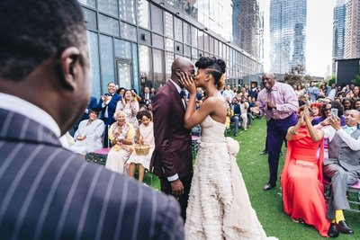 NYC Wedding Ceremony