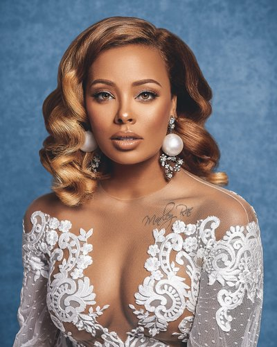 Eva Marcille Wedding