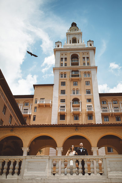 Biltmore Miami Wedding