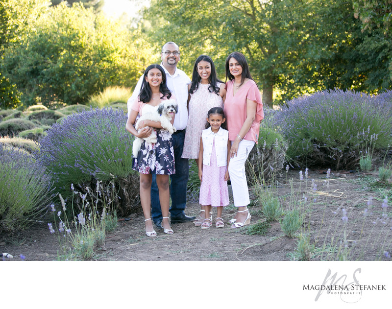 Santa Rosa Family Photos