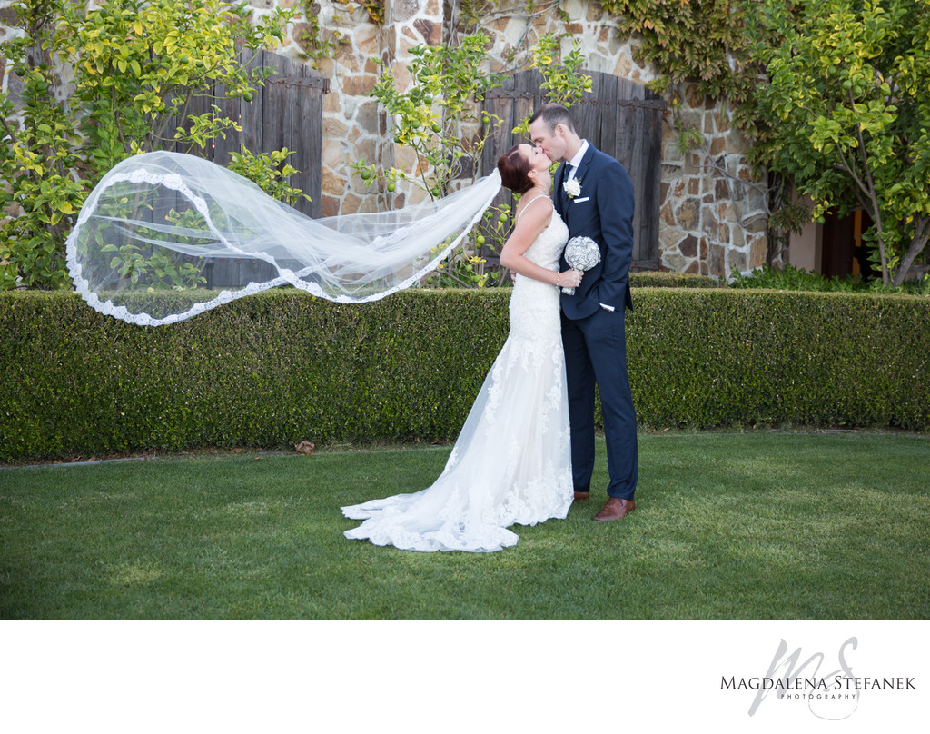 Jacuzzi Family Vineyards wedding photographer