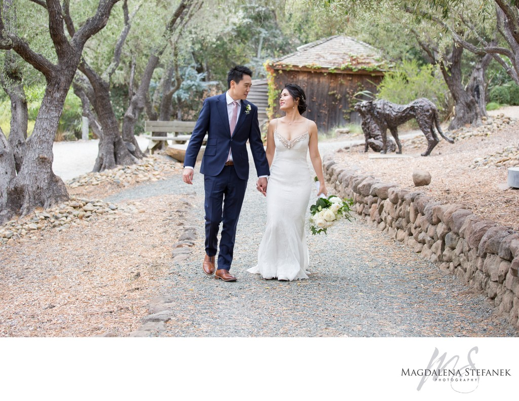 Candid wedding photography in Sonoma and Napa
