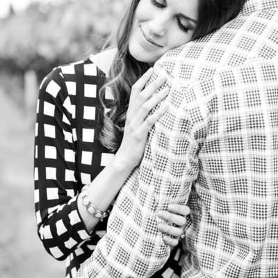 sonoma county engagement photos
