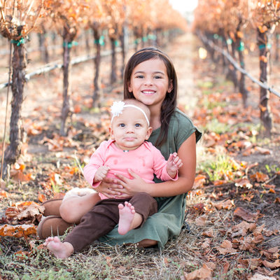 Vineyard Family Photos