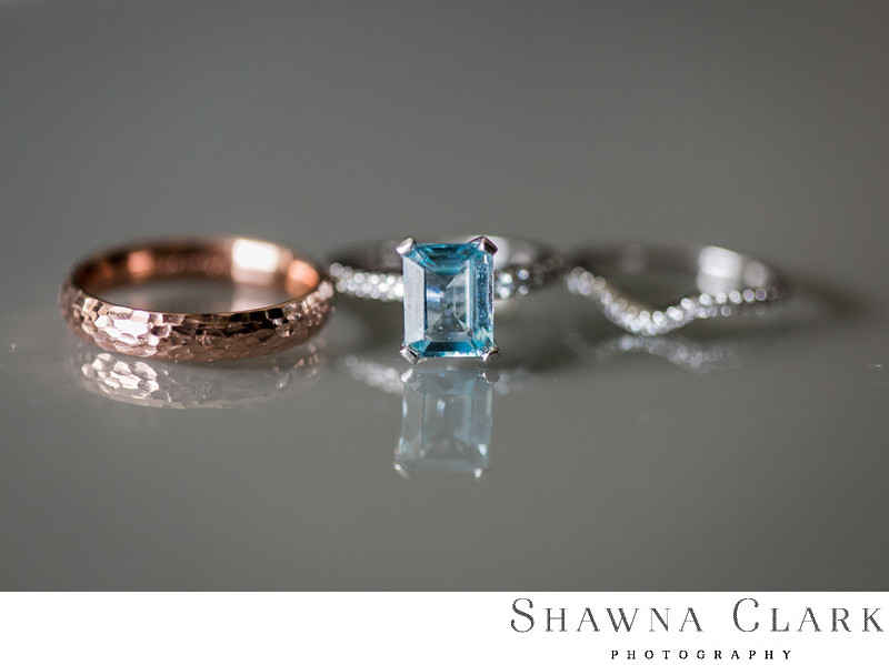 colorful rings - coastal carolina photographer