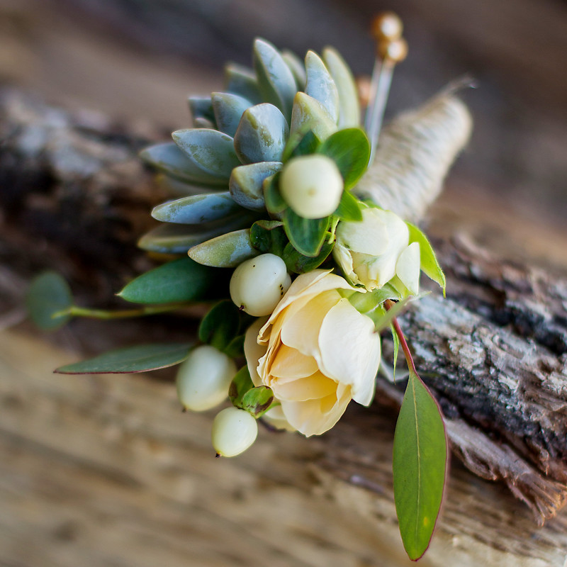 Raleigh Photographer - boutonniere