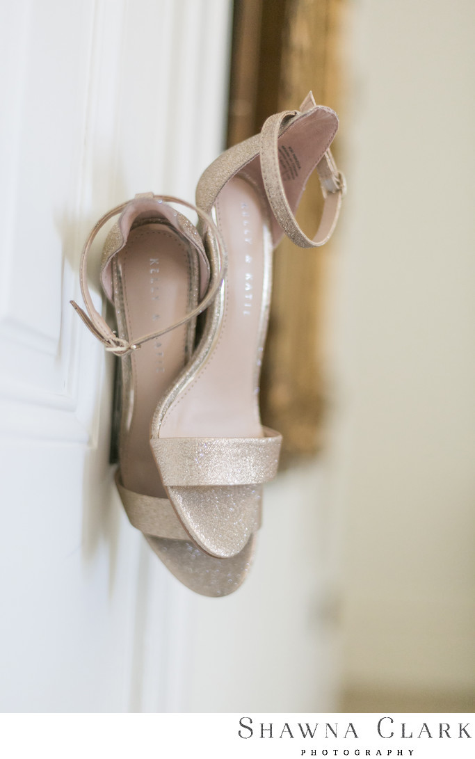 Raleigh Wedding Shoes